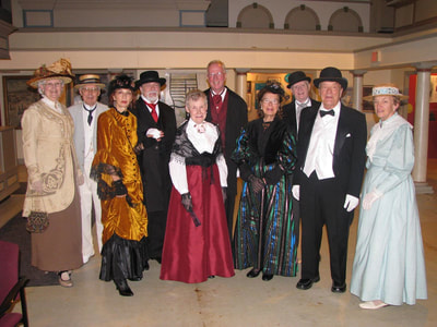 Pan American Exposition Celebration at the Buffalo History Museum 2014